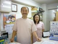 古谷院長と受付の横井さんです★