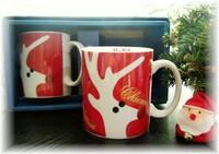 【限定・SALE】クリスマス・トナカイのマグカップ