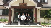 奥日光 山の宿 研修