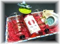 プチミニワイン&FUKUスレンダーグラスペアセット
