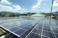 太陽光発電システム設置 店舗内照明LED化