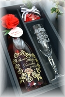 スパークリングワイン&シャンパングラスセット