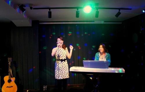 アモンボイスミュージックスクール名古屋     ボイトレ(ボイストレーニング)で6月も・・・