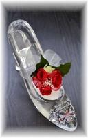 ガラスの靴・キャンドル