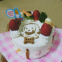 バースデーケーキ・中