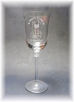 『ぐんまちゃん』ワイングラス