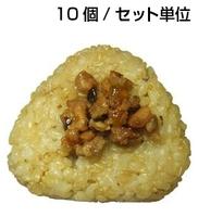 玄米むすび(とりそぼろ)