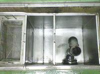 排水管・グリストラップの定期清掃