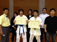 2012年 第8回極真館型競技錬成大会