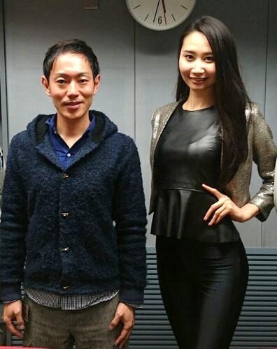 2015ミス・ユニバース愛知代表 兼子真央さんのボイトレさせて頂きました!