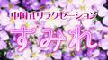 新規OPEN★小牧市の中国式マッサージ『すみれ』