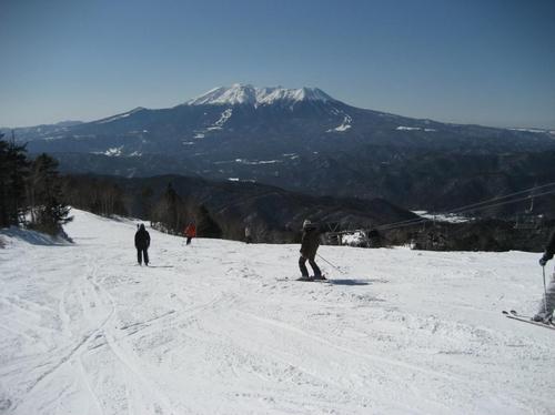 きそふくしまスキー場に一番近い民宿です。