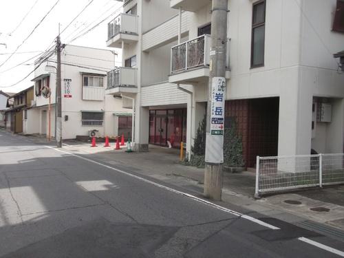 長野駅、本郷駅方面からのお客様へ
