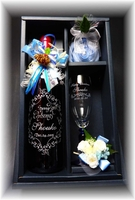 Xmasフルワイン&グラス070セット