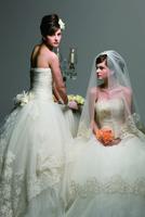 花嫁洋装 ウエディングドレス