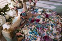 花嫁洋装 カラードレス
