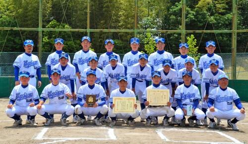 全日本少年軟式野球 愛知県大会 優勝