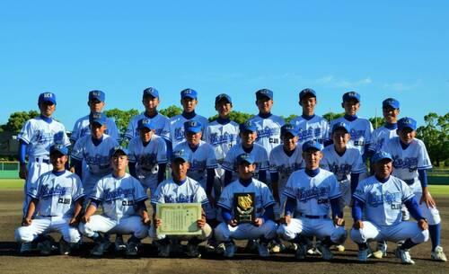 第35回記念 全日本少年軟式野球東海大会 優勝