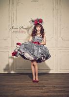 花嫁洋装 二次会ドレス