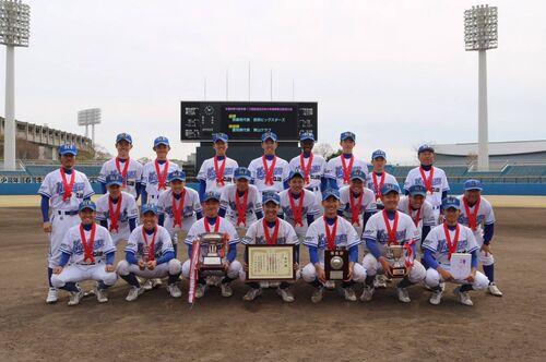 文部科学大臣杯 第10回記念 全日本少年春季軟式野球大会 準優勝