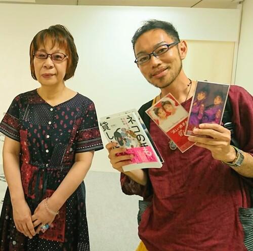 アモンボイスミュージックスクール名古屋          作詞家 及川眠子先生