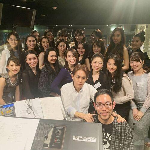 アモンボイスミュージックスクール名古屋         2020年度 ミス・ジャパン愛知大会
