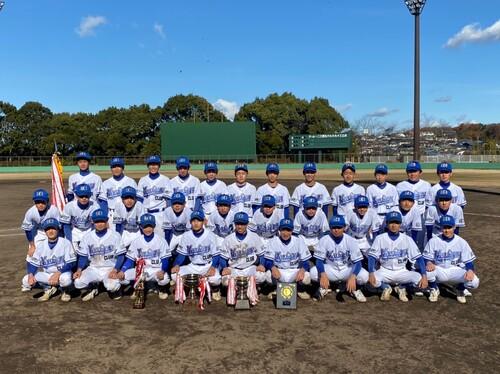 第39回愛知ジュニアリーグ大会 決勝戦
