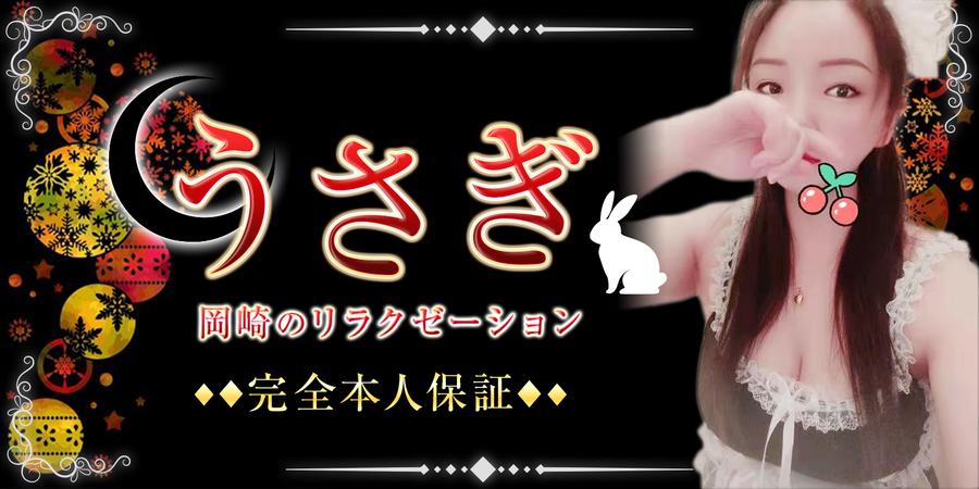 うさぎ│岡崎のリラクゼーションの案内画像